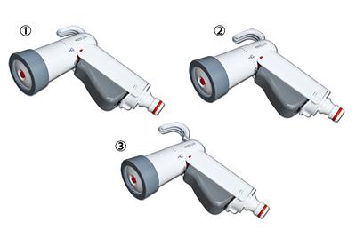 WHITE LINE Пистолет многофункциональный QUICK  HANGER, WL-EN2T
