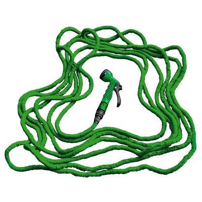 Растягивающийся шланг TRICK HOSE 5-15 м, зеленый,  WTH0515GR-T