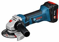 Bosch Professional Аккумуляторная углошлифмашина (болгарка) Bosch GWS 18 V-LI (060193A30A) 115мм