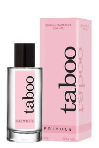 Духи с феромонами для женщин TABOO FOR HER FRIVOLE