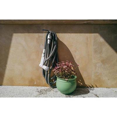Растягивающийся шланг, SECRET HOSE 8м-24м, серый,  комплект, WSCH824GY