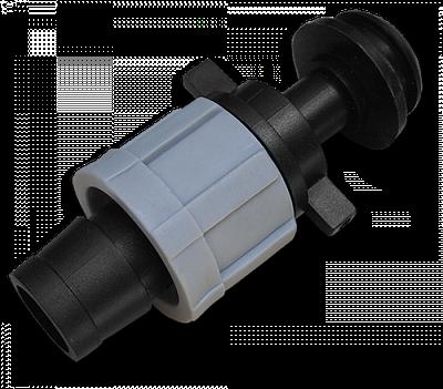 Старт-Коннектор стрічка / трубка з прокладкою, DSTA07-07L