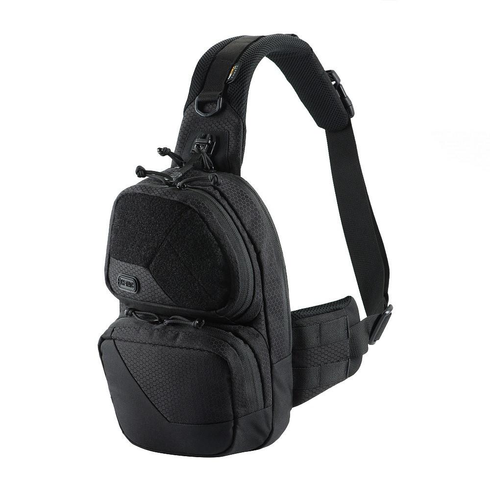 M-Tac сумка Buckler Bag Elite Hex Black