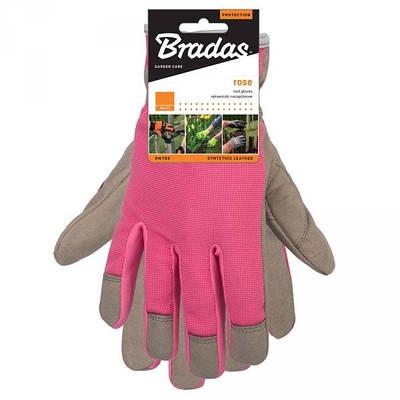 Женские садовые перчатки, ROSE, размер 8, RWTR8
