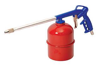 Пневмопистолет для распыления жидкостей Mastertool - 900 мл 4 bar (81-8705), (Оригинал)