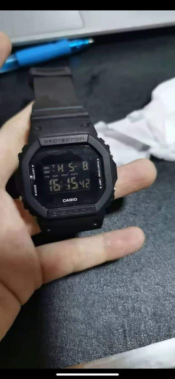 Casio G-Shock All Black