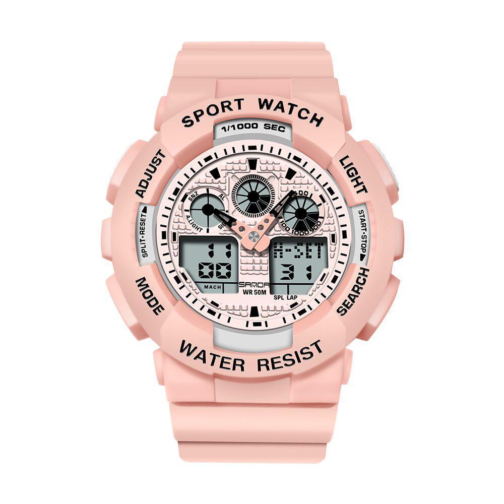 Sanda 3017 All Pink