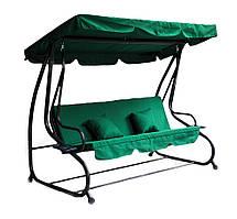 Садові гойдалки Relax Plus 2 подушки
