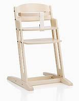 Универсальный стульчик для кормления Baby Dan Chair, white-wash, фото 1