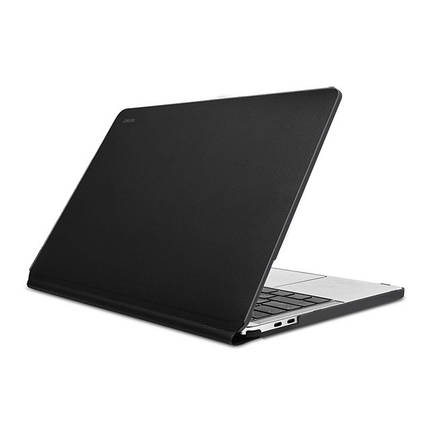 "Чехол накладка WIWU Leather для MacBook Pro 13"" (2016/2017/2018) black, фото 2"