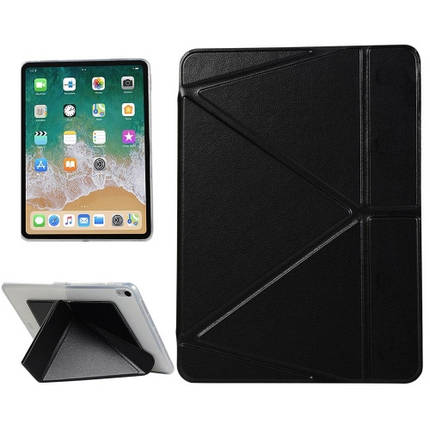 "Чохол Origami Case для iPad Air 4 10,9"" (2020) Leather black, фото 2"