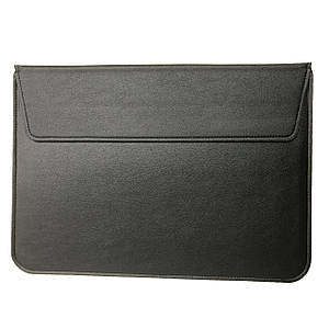 Папка конверт PU sleeve bag для MacBook 15'' black