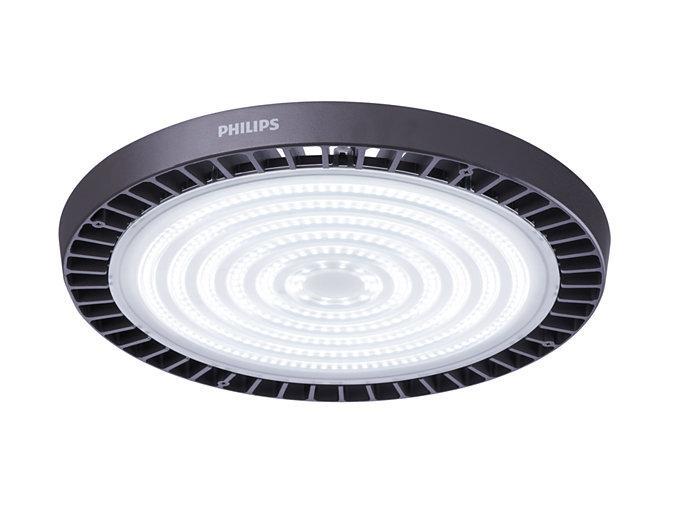 Светильник LED BY698P 192W 4000К 26500 Lm 90° IP65 Philips для высоких пролетов, промышленный, светодиодный