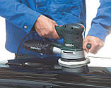 Ексцентрикова шліфмашина Metabo SXE 425 TurboTec (600131000), фото 8