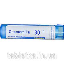Boiron, Single Remedies, Ромашка, 30С, прибл. 80 гранул