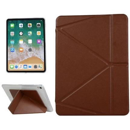 "Чехол Origami Case для iPad 10,2"" (2019/2020) Leather brown, фото 2"