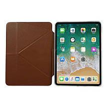"Чехол Origami Case для iPad 10,2"" (2019/2020) Leather brown, фото 3"