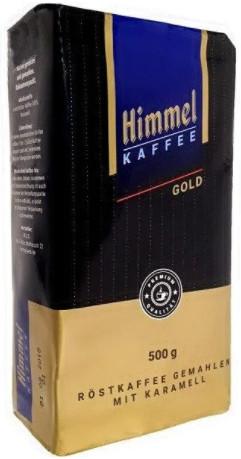 Молотый кофе Himmel Kaffee Gold средний помол 500 грамм