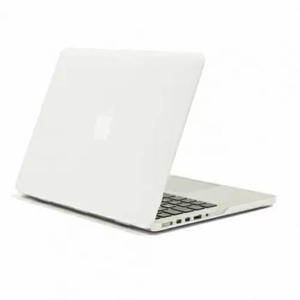 "Чехол накладка DDC пластик для MacBook Pro 16"" matte white, фото 2"