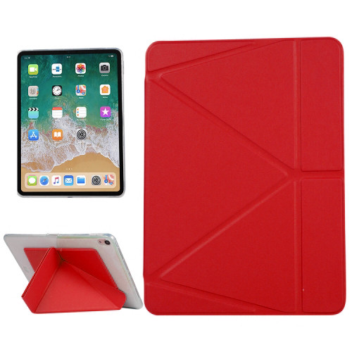 "Чехол Origami Case для iPad Pro 11"" (2020) Leather embossing red"