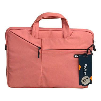 Сумка для ноутбука Cartinoe Ultrathin Handbag 13.3'' orange, фото 2