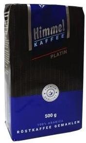 Мелена кава Himmel Kaffee Platin 100% арабіка 500 грам