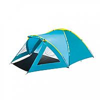 BW Палатка 68090 , трёхместная , с навесом , в чехле