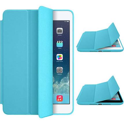 "Чехол Smart Case для iPad Pro 11"" (2020) Sea Blue, фото 2"
