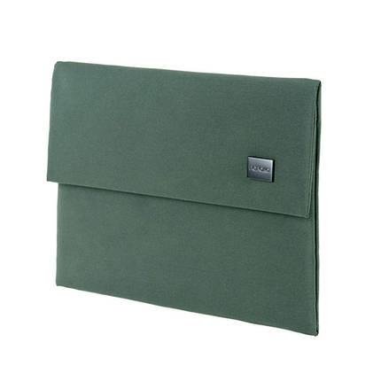 """Папка-конверт Pofoko bag для MacBook 13"""" green, фото 2"""