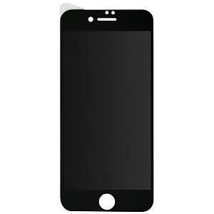 Захисне скло для iPhone 7 Plus/8 Plus Matte CERAMIC Антишпигун black