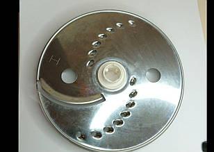 Диск для товстої нарізки / великої терки для кухонного комбайна Moulinex MS-5867561 оригінал б.у.