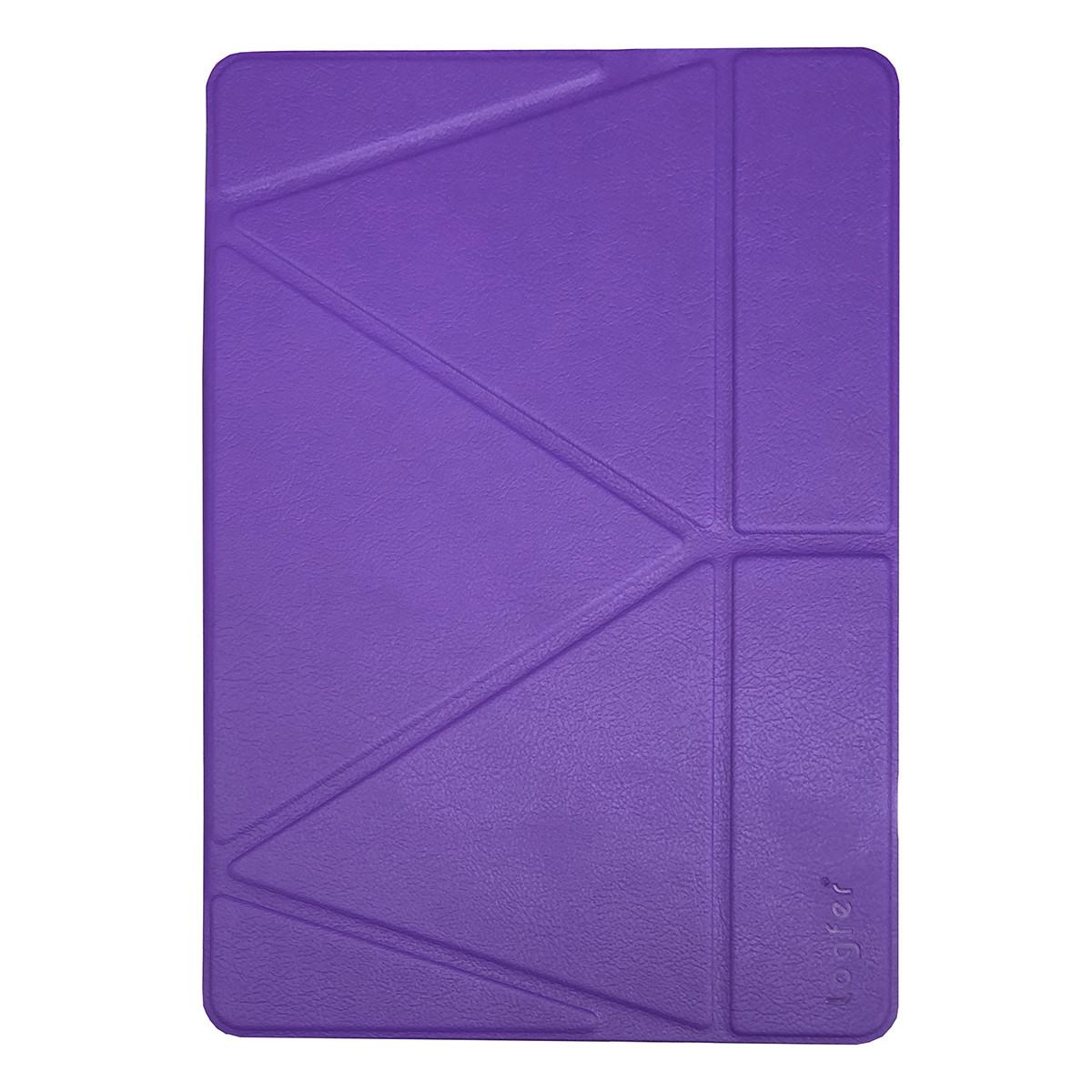"""Чохол Origami Case для iPad Pro 10,5"""" / Air 2019 Leather purple"""