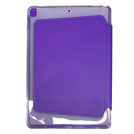"Чохол Origami Case для iPad Pro 10,5"" / Air 2019 Leather purple, фото 2"