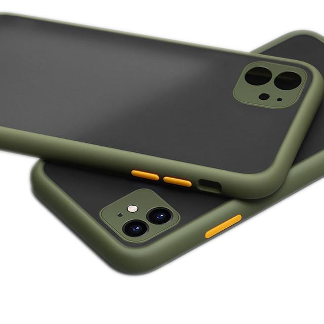 Чехол накладка xCase для iPhone 11 HULK Virid