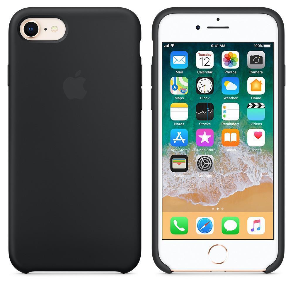 Чохол Silicone Case OEM for Apple iPhone 7/8/SE 2020 Black