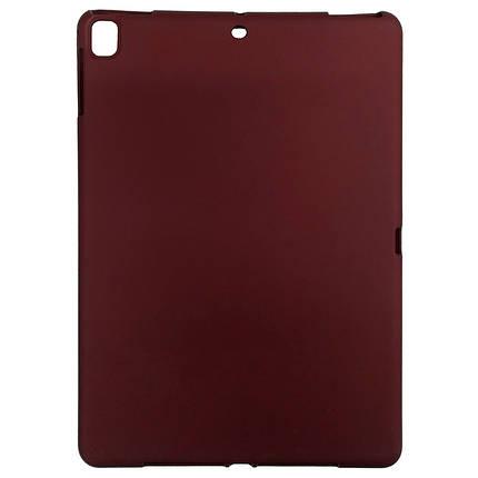 "Чохол накладка силікон для iPad 9,7"" (2017/2018) red, фото 2"