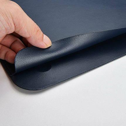 "Папка-конверт Wiwu Skin Pro2 Leather для MacBook Air 13,3"" (2018) brown, фото 2"