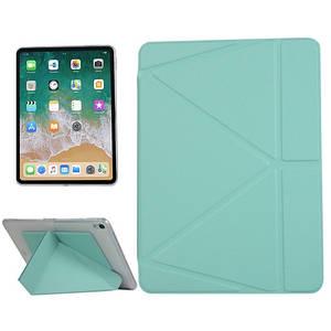 "Чехол Origami Case для iPad 10,2"" (2019/2020) Leather blue"