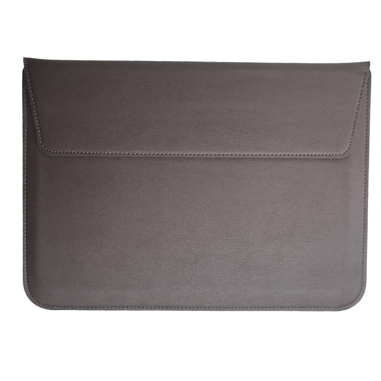 Папка конверт PU sleeve bag для MacBook 11'' coffee
