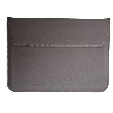 Папка конверт PU sleeve bag для MacBook 11'' coffee, фото 2