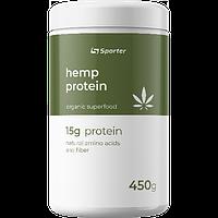 Конопляный протеин Sporter Hemp Protein 450 г