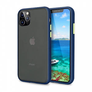 Чохол накладка xCase для iPhone 12 Mini Gingle series blue green