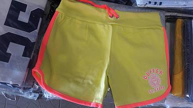 Женские шорты трикотаж