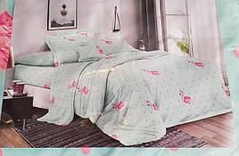 Постельное белье фламинго 3D Лери Макс 16