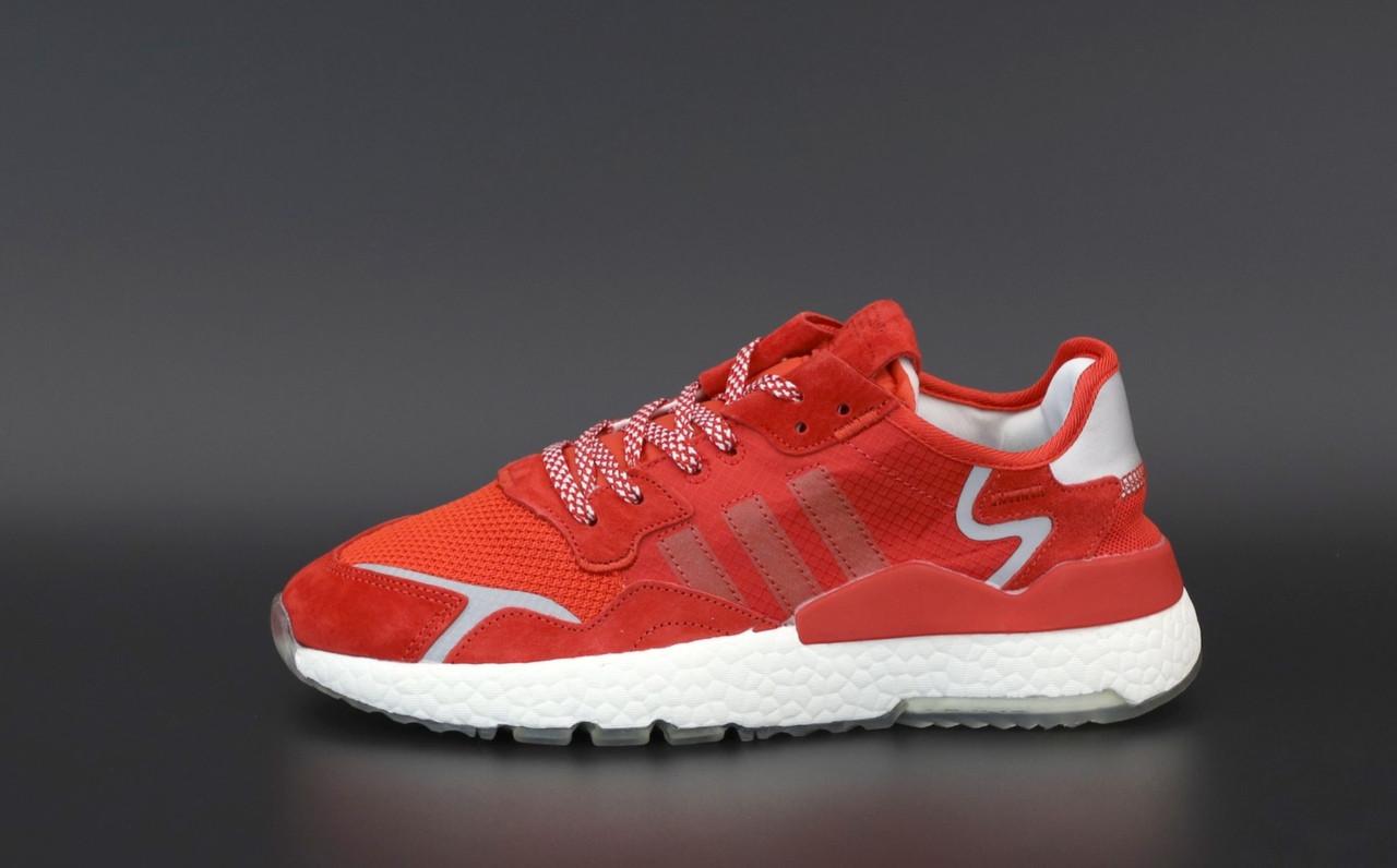 Жіночі Кросівки Adidas Nite Jogger Red