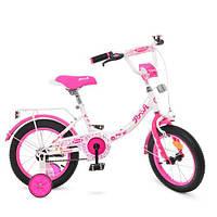 Велосипед детский PROF1 Princess 14Д. Y1414