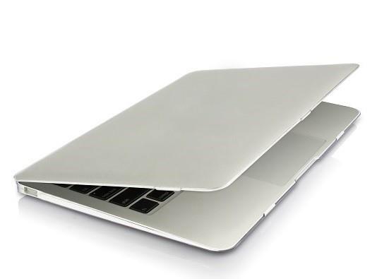 "Чехол накладка DDC metal для MacBook 12"" silver"