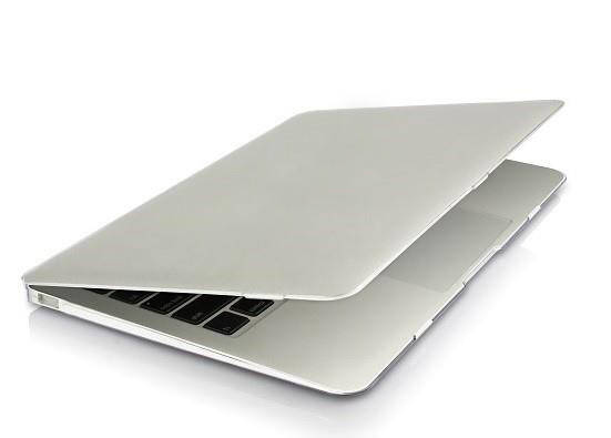 "Чехол накладка DDC metal для MacBook 12"" silver, фото 2"