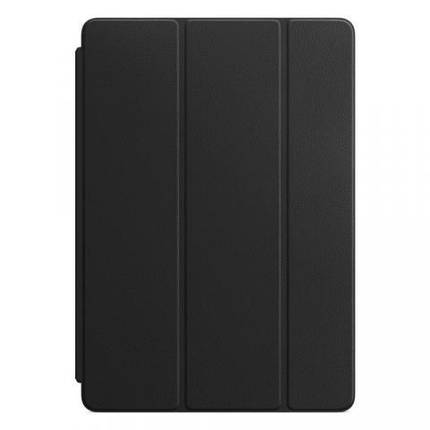 "Чехол TOTU Leather Case + charge the pencil для iPad Pro 12,9"" (2018) black, фото 2"