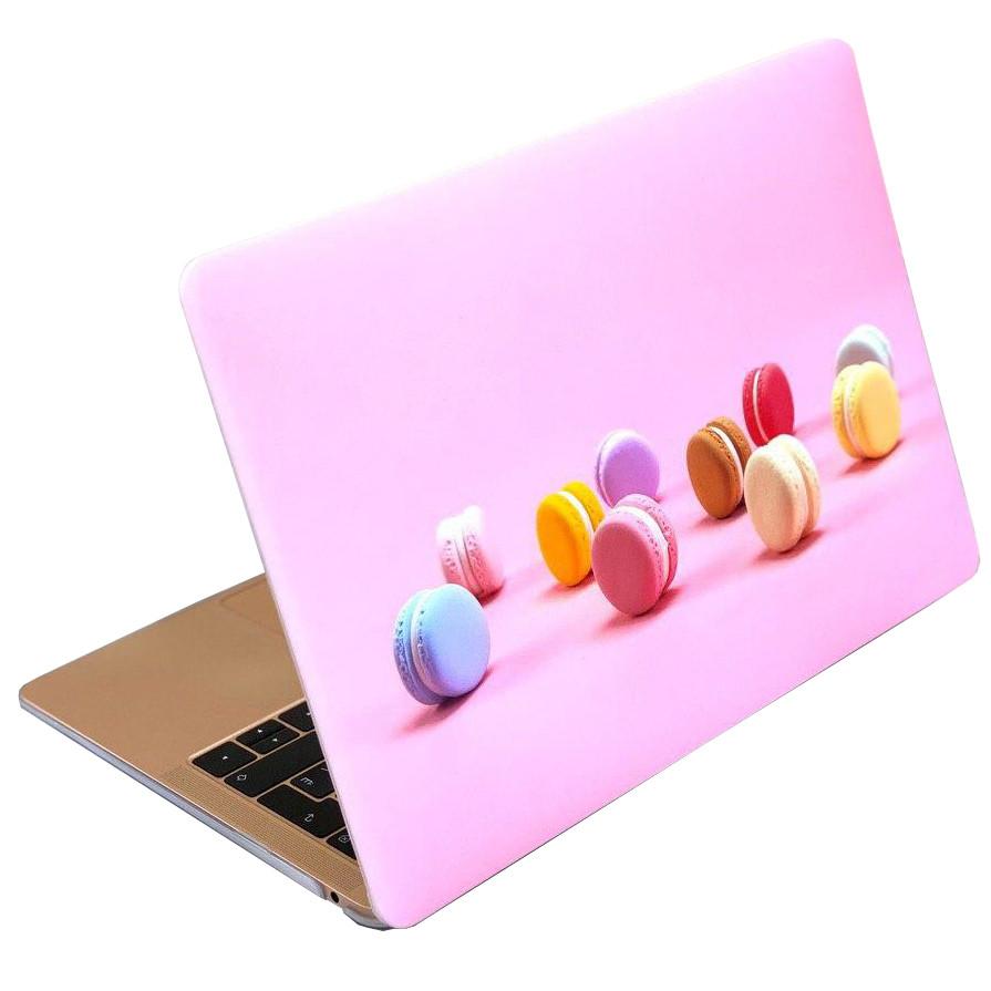 "Чехол накладка DDC пластик для MacBook Air 13"" (2008-2017) picture macaron cake"